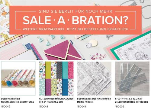 Sale-A-Bration Teil 3_1