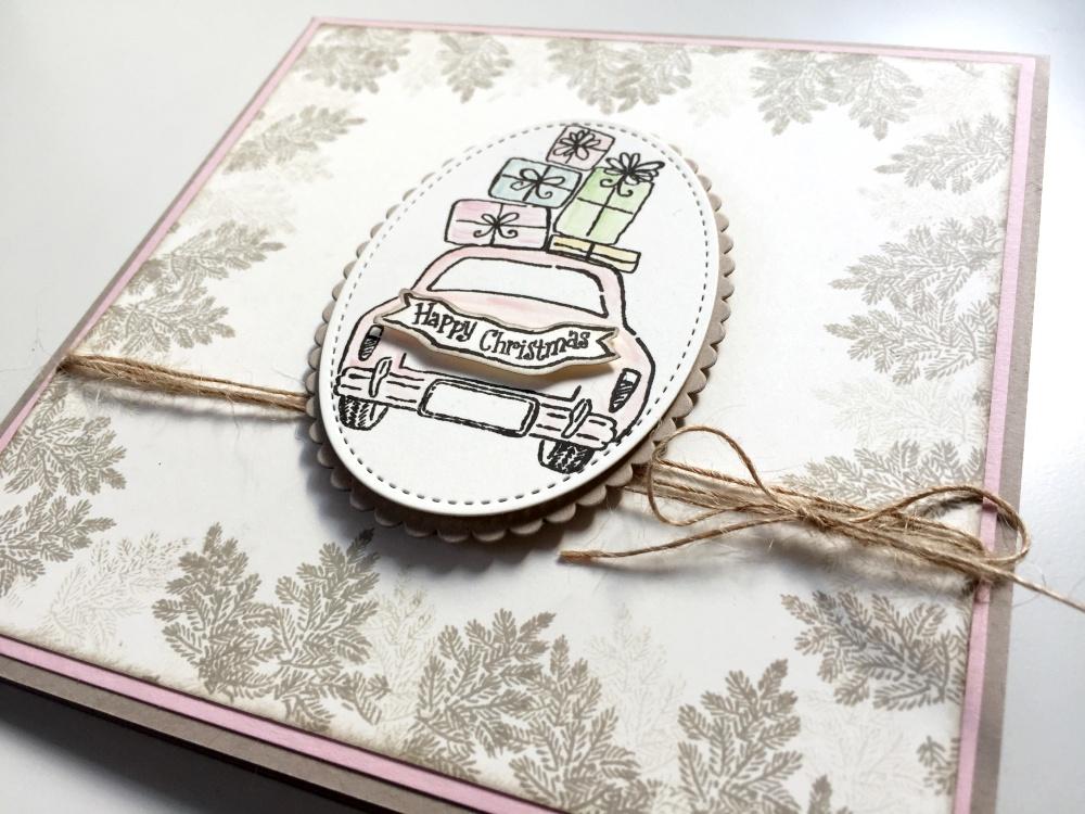 pop up weihnachtskarte stempelfantasie brigitte. Black Bedroom Furniture Sets. Home Design Ideas