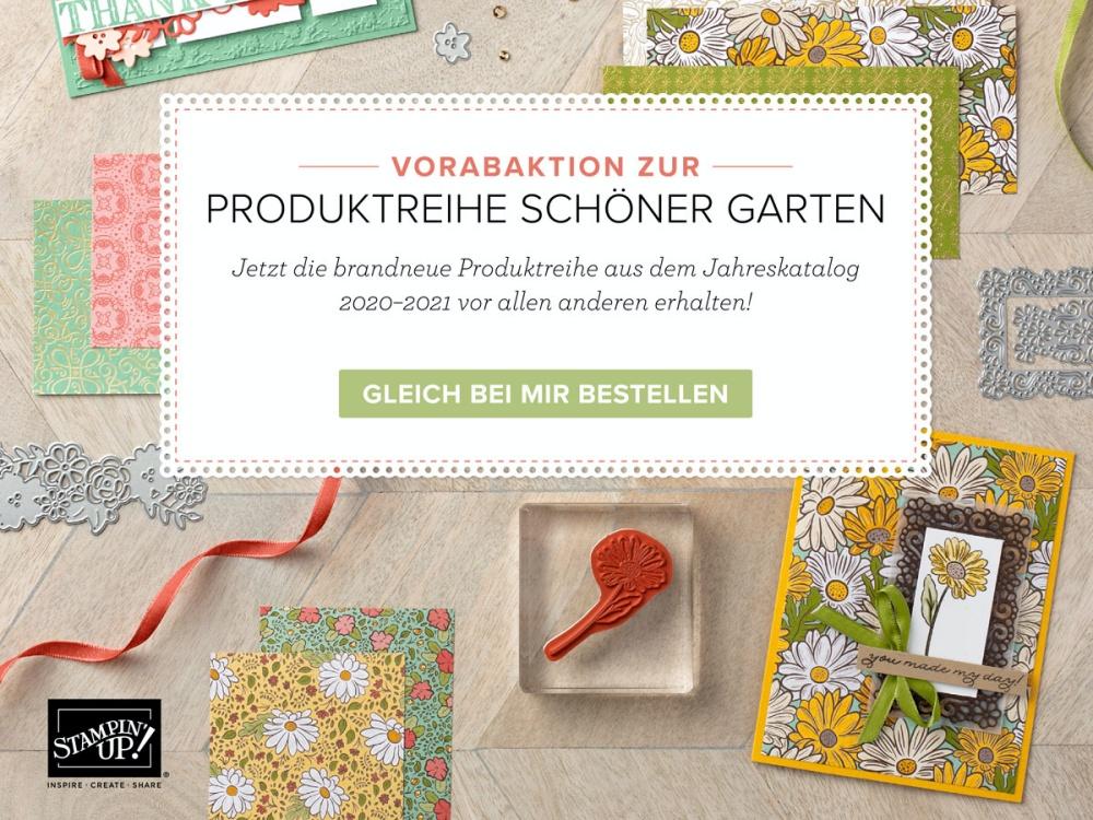 Produktreihe Schöner Garten_Stampin`Up!