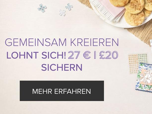 Mehr Shoppingvorteile_Stampin`Up! Mai 2021