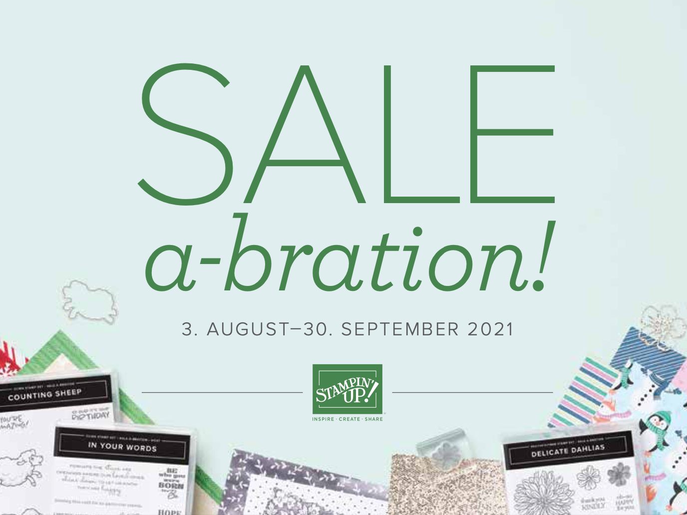 Stampin`Up!_Sale-A-Bration_Sommer 2021